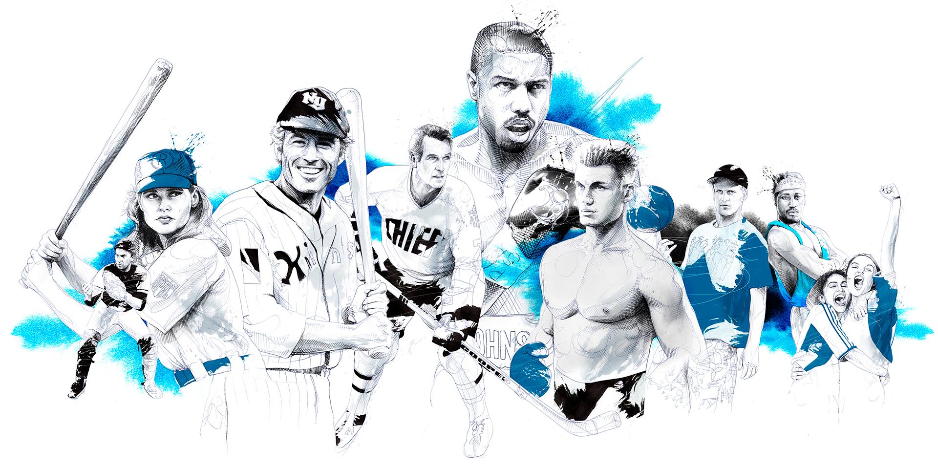 Espn Sports Movies David Despau
